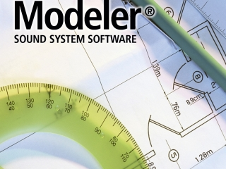 Modeler® sound system software